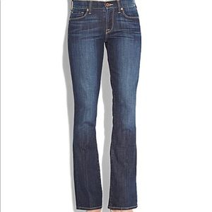 Lucky Brand Sofia Boot Boho Chic Jeans SZ 26
